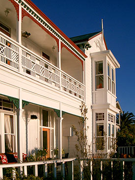 B&B - Wakefield Quay Luxury Bed & Breakfast at Nelson's Waterfront