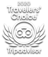 Trip Advisor - Traveler's Choice 2020